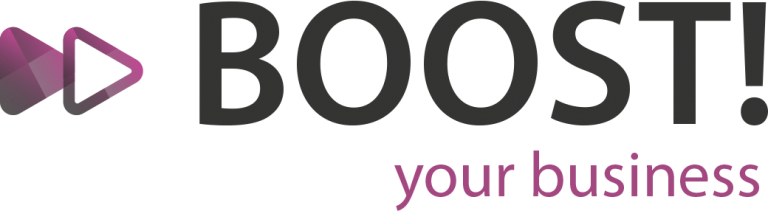 Logo BOOST! your business